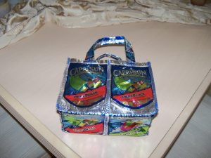 Capri Sun Fruit Punch Lunch Tote