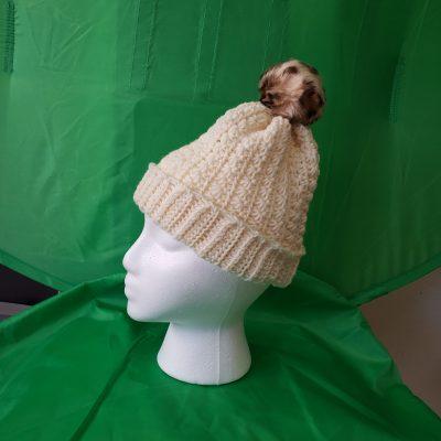 Basic Hat on Foam Head