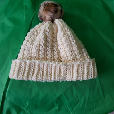 Small Crocheted Hat