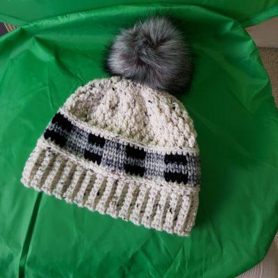 Medium Crocheted Hat