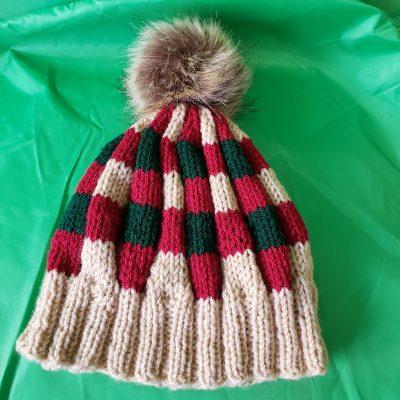 Large Knit Hat