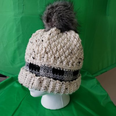 Large Crocheted Hat