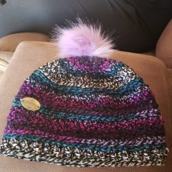 Moody Mosaic Hat